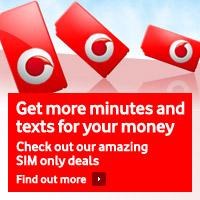 Vodafone Sims