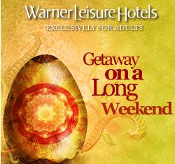 Warner Leisure Hotels – Online Savings