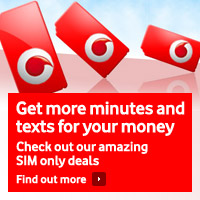 Vodafone Press – Vodafone.co.uk SIM