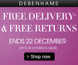 Debenhams Christmas Shop