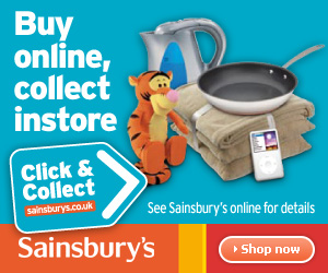 Sainsburys.co.uk/clickandcollect – Hassle Free Shopping