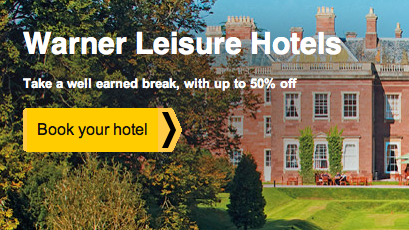 Warnerhotels.co.uk/ng – Save upto 50%