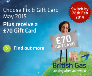 Britishgas.co.uk/giftcard