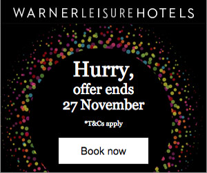 Warnerhotels.co.uk/friday